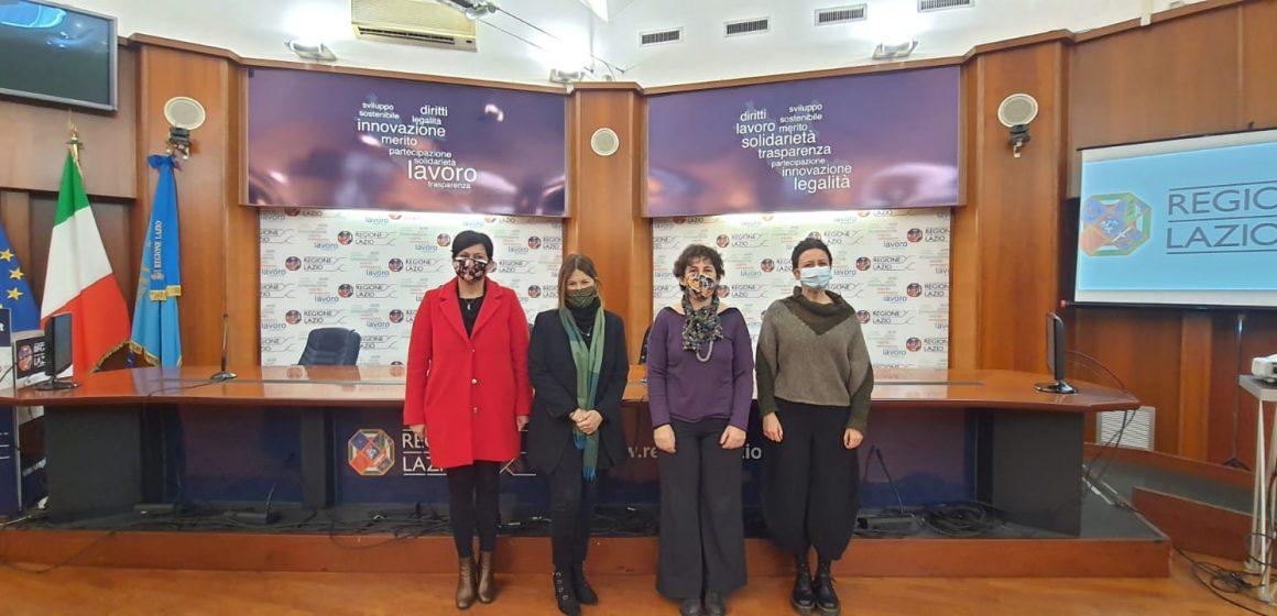 Lazio, 9 progetti per sostenere i luoghi delle donne