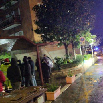 Guidonia, fiamme in un appartamento a Setteville