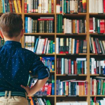 Nasce nella periferia di Roma la prima biblioteca e-LOV