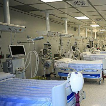 Inaugurati 10 nuovi posti di terapia intensiva Covid a Ospedale Pertini