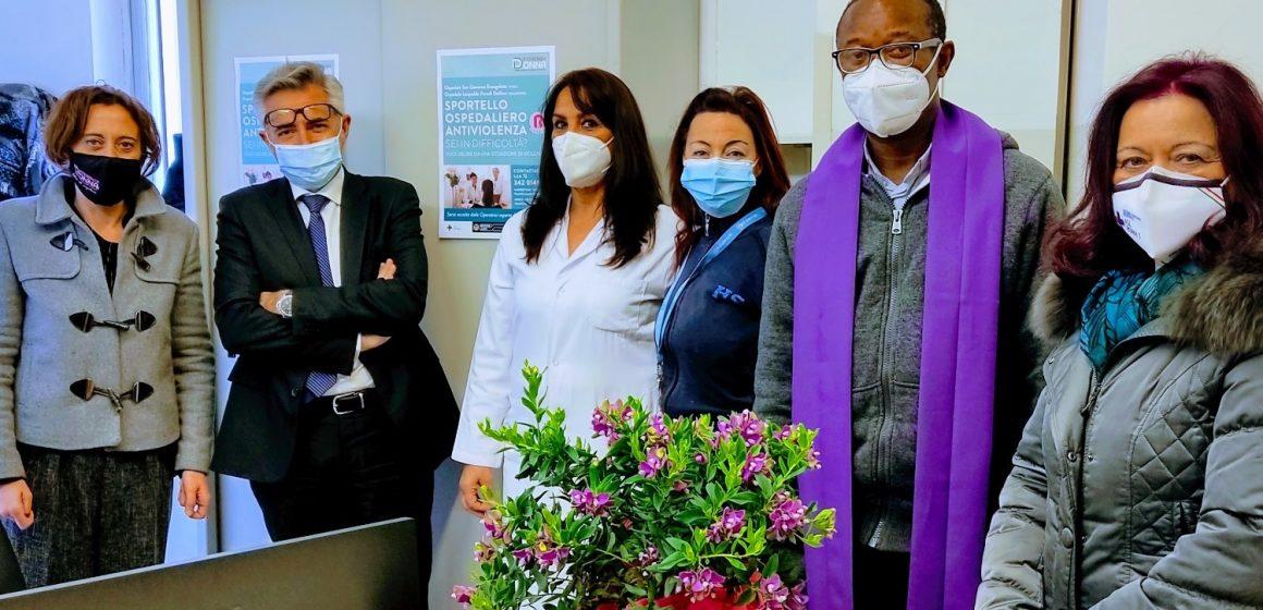 Tivoli, nuova stanza per lo Sportello Ospedaliero Antiviolenza