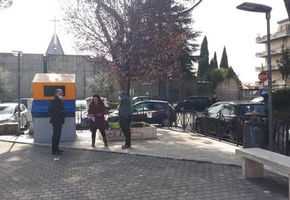 """Castorino: """"Sportello Postamat a Colleverde, ci siamo"""""""