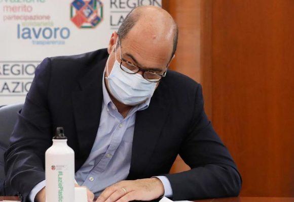 Lazio, ristori per 34 milioni di euro