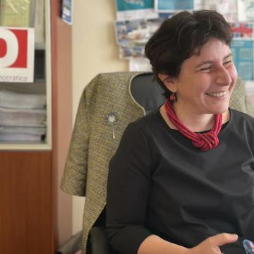 Marta Leonori nuovo capogruppo Pd alla Pisana
