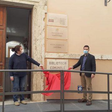 Mentana, presentati i nuovi loghi dei musei e della biblioteca