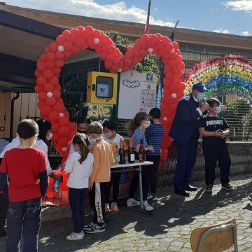 Sant'Angelo Romano, la scuola diventa cardioprotetta