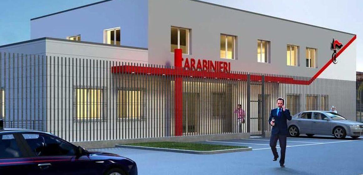 Mentana, sottoscritta la convenzione per la nuova caserma dei Carabinieri