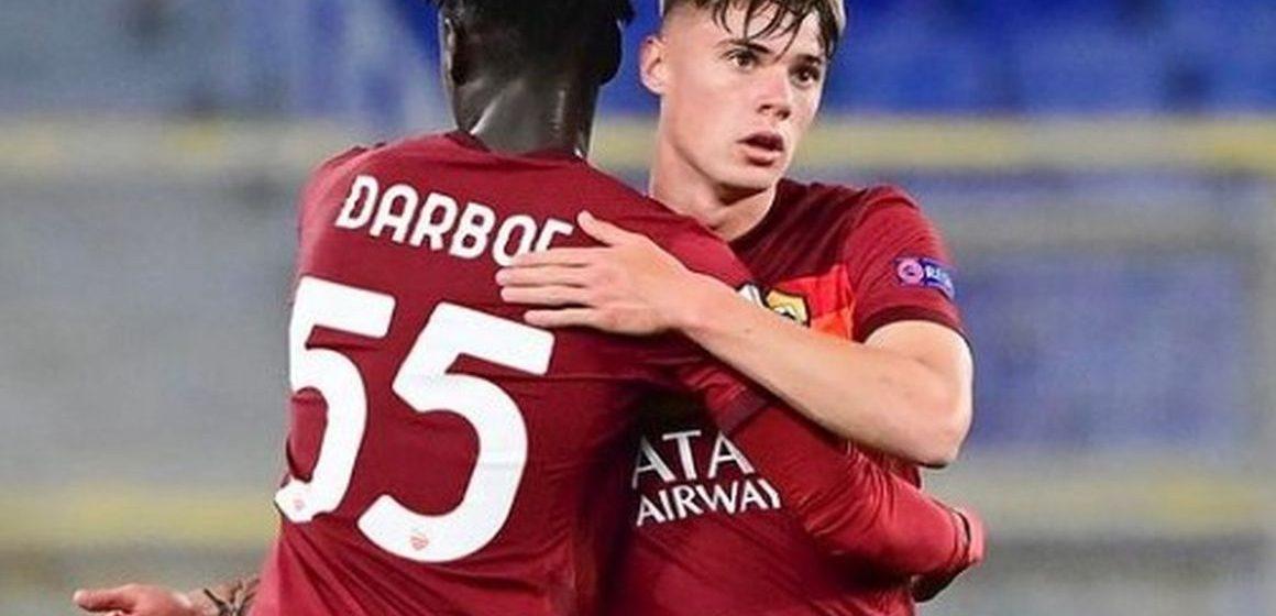 Nato a Tivoli segna contro il Manchester: esordio dorato per il calciatore della Roma Zalewski