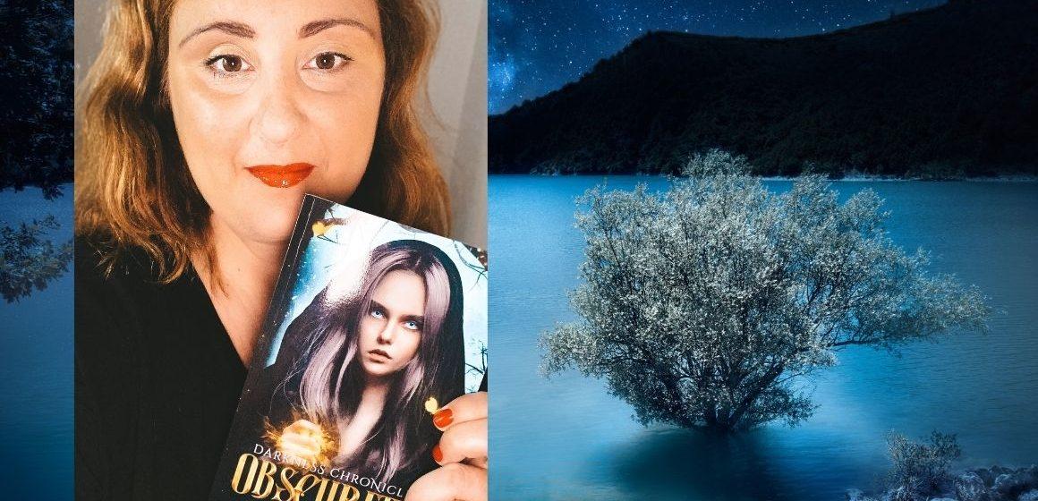 Obscurity di Gea Petrini: il fantasy dell'estate per sognare. Firmacopie a Guidonia