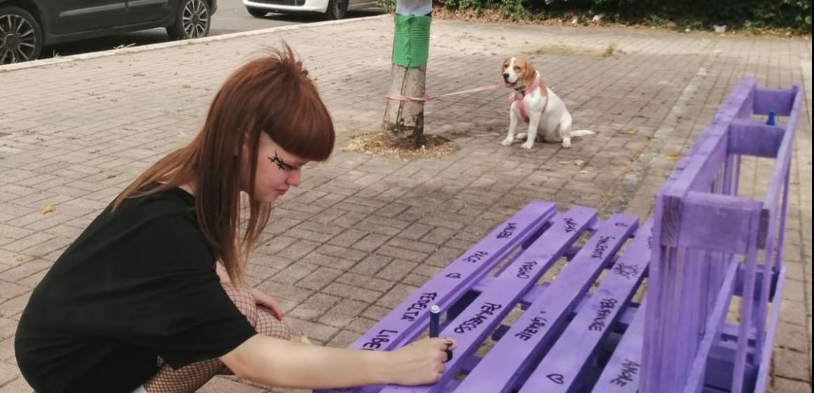 A Villalba nasce il parco dei graffiti a maglia