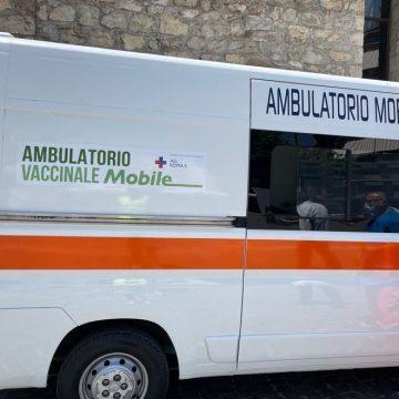 Nei camper Asl vaccini e prevenzione oncologica
