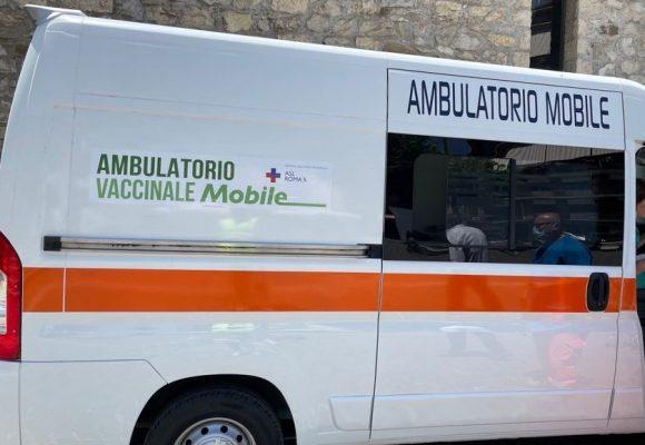 Vaccintour torna a Montecelio