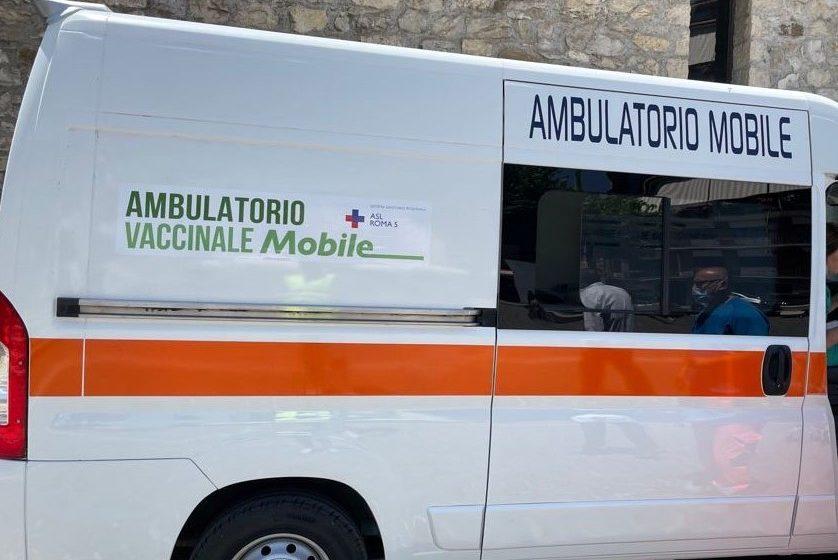 Il Vaccintour arriva a Montecelio