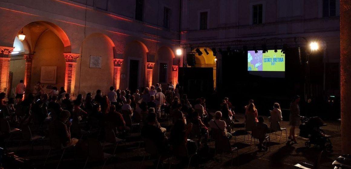 Estate Eretina 2021, al via la rassegna cinematografica allo Scalo