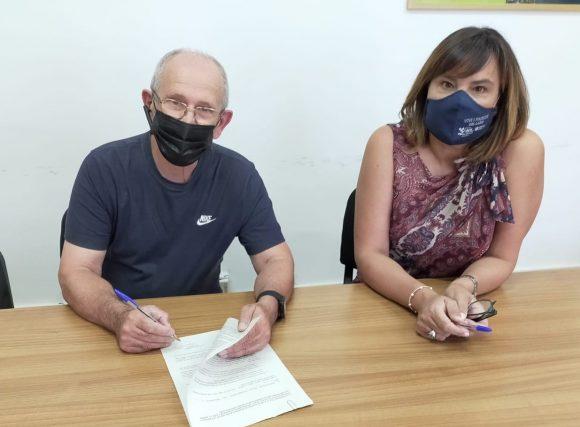 Guidonia, volontari Fedra in campo per l'ambiente: convenzione col Parco dei Lucretili