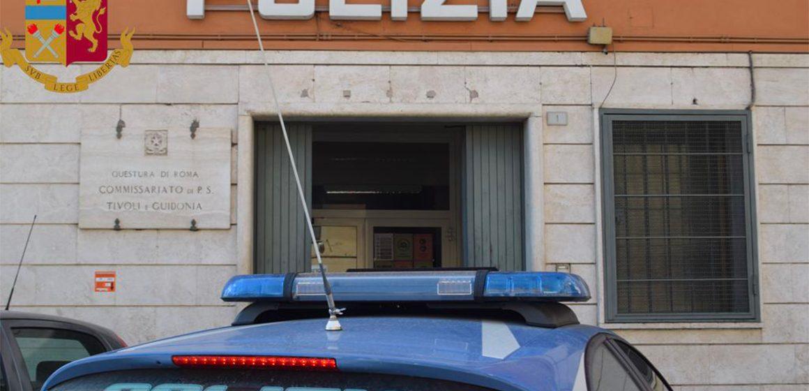 Tivoli, tossicodipendente armato di taglierino si barrica in casa con compagna e figli