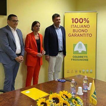 Convenzione per rilanciare il settore vitivinicolo nel Lazio
