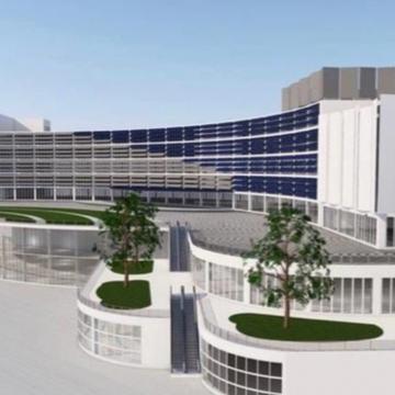 Nuovo ospedale Tiburtino: 347 posti e 8 sale operatorie