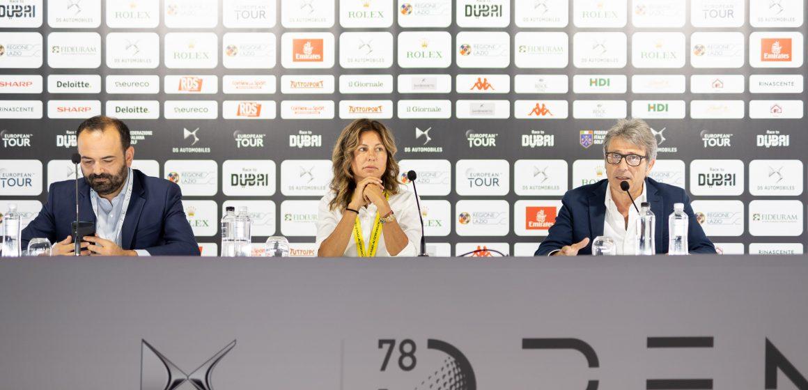 Guidonia, lavori Ryder Cup: concluse le gare da 77 milioni di euro