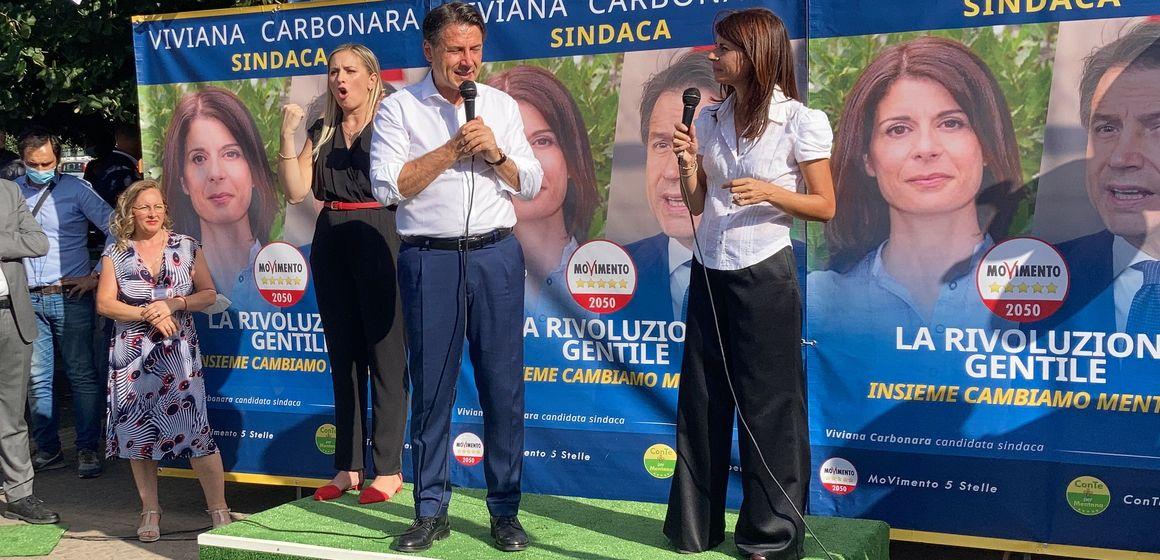 """Mentana, Carbonara: """"Vogliamo cambiare tutto"""""""
