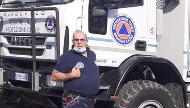 Guidonia, encomio solenne alla memoria per il volontario di protezione civile Fabio Palelli