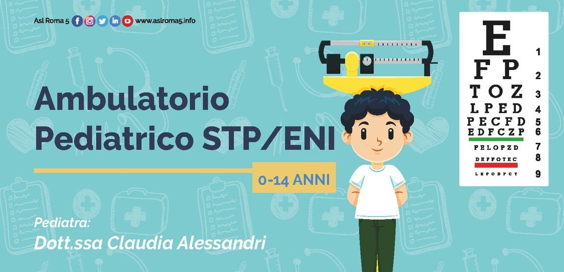 Guidonia, attivi gli ambulatori pediatrici per stranieri dell'Asl Roma 5