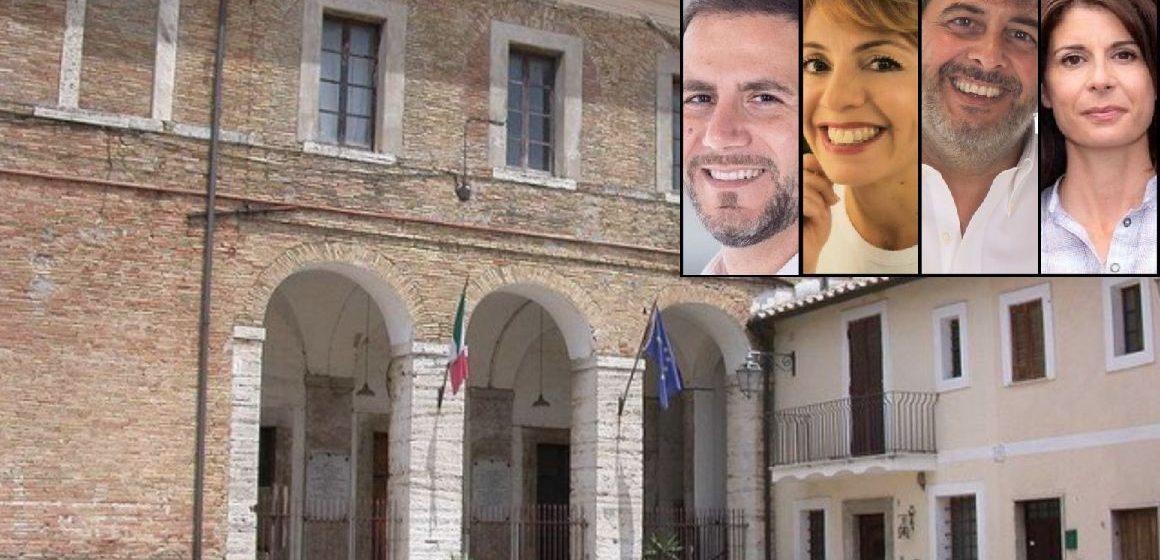 Parte la campagna elettorale a Mentana, ecco i quattro candidati