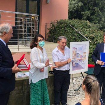 Premio Acquerello Roesler Franz a Villa Gregoriana, ecco il vincitore