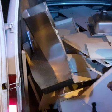 Guidonia, pronti a scaricare cumulo di rifiuti al Pip: denunciati padre e figlio