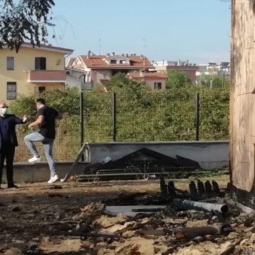 Guidonia, incendio asilo: riapertura il 7 ottobre